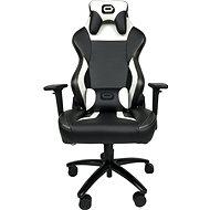 Odzu Chair Grand Prix Premium White - Herní židle