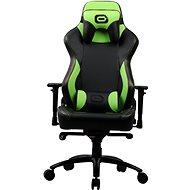Odzu Chair Grand Prix Premium Green - Herní židle