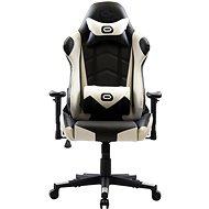 Odzu Chair Speed Pro White - Herní židle