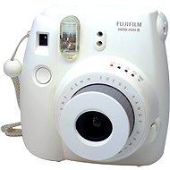 Fujifilm Instax Mini 8 Instant camera bílý - Instantní fotoaparát