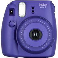 Fujifilm Instax Mini 8 Instant camera fialový - Instantní fotoaparát