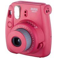 Fujifilm Instax Mini 8 Instant camera malinový - Instantní fotoaparát