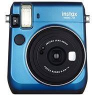 Fujifilm Instax Mini 70 modrý - Instantní fotoaparát
