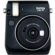 Fujifilm Instax Mini 70 černý - Instantní fotoaparát