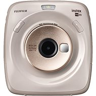 Fujifilm Instax Square SQ20 béžová - Instantní fotoaparát