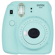 Fujifilm Instax Mini 9 světle modrý - Instantní fotoaparát