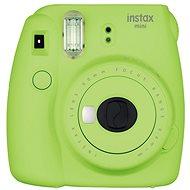 Fujifilm Instax Mini 9 limetkový - Instantní fotoaparát