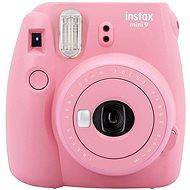 Fujifilm Instax Mini 9 růžově červený