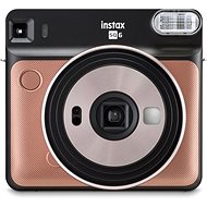 Fujifilm Instax Square SQ6 Gold - Instant Camera