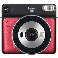 Fujifilm Instax Square SQ6 červený - Instantní fotoaparát