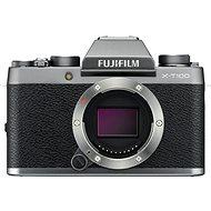 Fujifilm X-T100 tělo stříbrný - Digitální fotoaparát