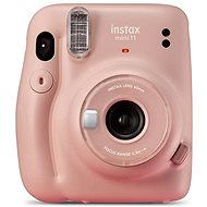 Fujifilm Instax Mini 11 lososový - Instantní fotoaparát