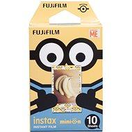 Fujifilm Instax mini mimoňi DMF 10ks fotek - Fotopapír