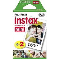 Fujifilm Instax mini film 20ks fotek - Fotopapír