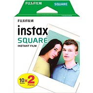 Fujifilm Instax Square film 20ks fotek - Fotopapír