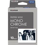 Fujifilm Instax widefilm monochrome WW1 10ks fotek - Fotopapír