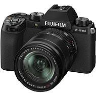 Fujifilm X-S10+ 18-55mm černý - Digitální fotoaparát
