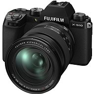 Fujifilm X-S10+ 16-80mm černý - Digitální fotoaparát