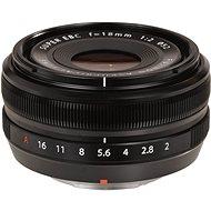 Fujifilm Fujinon XF 18mm f/2.0 - Objektiv