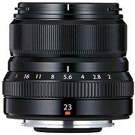 Fujifilm XF 23mm f/2.0 R WR black - Lens