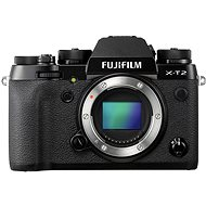 Fujifilm X-T2 Black - Digital Camera