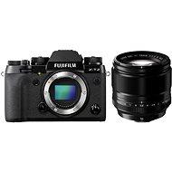 Fujifilm X-T2 + 56mm F1.2 R - Digitální fotoaparát