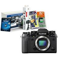 Fujifilm X-T2 tělo černý + Fujifilm Foto Starter Kit - Digitální fotoaparát