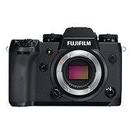 Fujifilm X-H1 tělo černý - Digitální fotoaparát