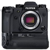 Fujifilm X-H1 černý + grip VPB-XH1 - Digitální fotoaparát