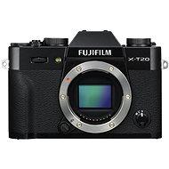 Fujifilm X-T20 tělo černý - Digitální fotoaparát