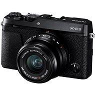 Fujifilm X-E3 černý + XF 23mm - Digitální fotoaparát