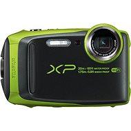Fujifilm FinePix XP120 zelený - Digitální fotoaparát