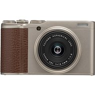 FUJIFILM FinePix XF10 zlatý - Digitální fotoaparát