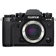 Fujifilm X-T3 tělo černý - Digitální fotoaparát