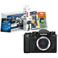 Fujifilm X-T3 tělo černý + Fujifilm Foto Starter Kit - Digitální fotoaparát