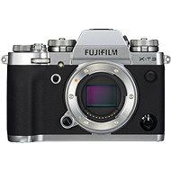 Fujifilm X-T3 tělo stříbrný - Digitální fotoaparát