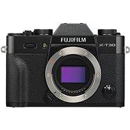 Fujifilm X-T30 tělo černý - Digitální fotoaparát