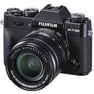 Fujifilm X-T30 černý + XF 18-55mm - Digitální fotoaparát