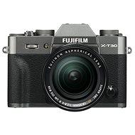 Fujifilm X-T30 šedý + XF 18-55mm - Digitální fotoaparát