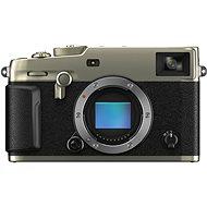 Fujifilm X-Pro3 tělo stříbrný - Digitální fotoaparát