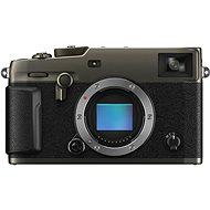 Fujifilm X-Pro3 tělo šedý - Digitální fotoaparát