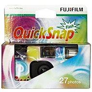 Fujifilm QuickSnap duhový 400/27 - Jednorázový fotoaparát