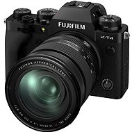 Fujifilm X-T4 + 16-80 mm černý - Digitální fotoaparát