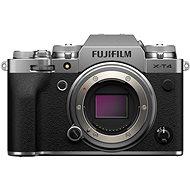 Fujifilm X-T4 tělo stříbrný - Digitální fotoaparát
