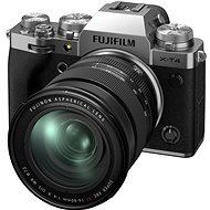 Fujifilm X-T4 + 16-80 mm stříbrný - Digitální fotoaparát
