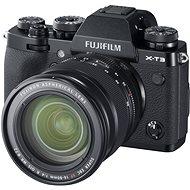Fujifilm X-T3 + XF 16-80 mm f/4,0 R OIS WR černý - Digitální fotoaparát