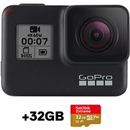 GOPRO HERO7 Black + SD karta 32GB