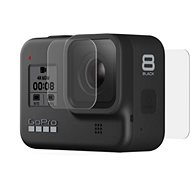 GoPro Tempered Glass Lens + Screen Protectors (HERO8 Black) - Ochranné sklo