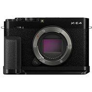 Fujifilm X-E4 tělo + Accessories Kit černý - Digitální fotoaparát
