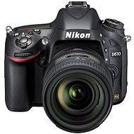 Nikon D610 + Objektiv 24-85 AF-S VR - Digitální fotoaparát